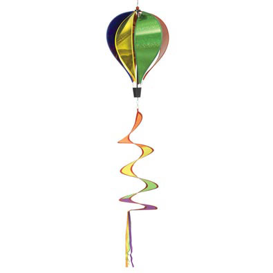Sparkle Balloon Wind Spinner