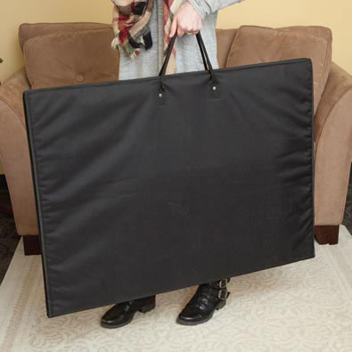 Puzzle Assembly Board Carrying Case - Medium