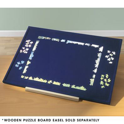Large Puzzle Assembly Board With Extra Space