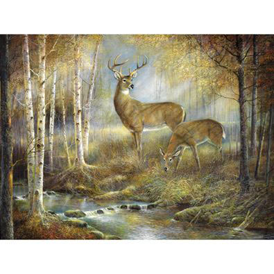 The Buck Stopped Here 1000 Piece Jigsaw Puzzle