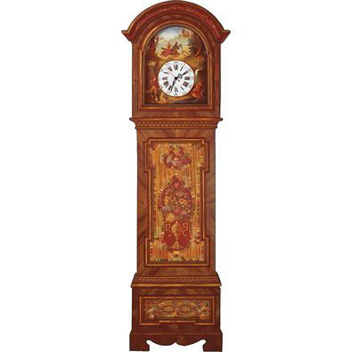 Grandfather Clock Shaped Jigsaw Puzzle 600 Piece
