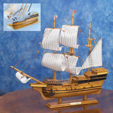 Mayflower Model Kit - 19-1/2