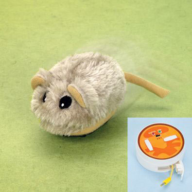 Harry The Plush Remote Control Hamster