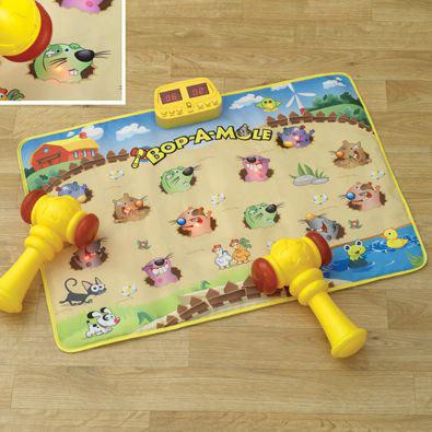 Bop-A-Mole Game
