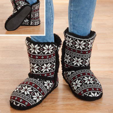Cozy Nordic Boots