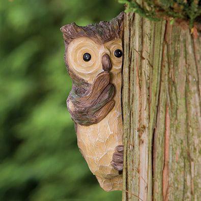 Lil' Owl Tree Hanger
