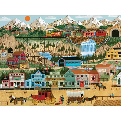 Lehigh Valley 500 Piece Jigsaw Puzzle