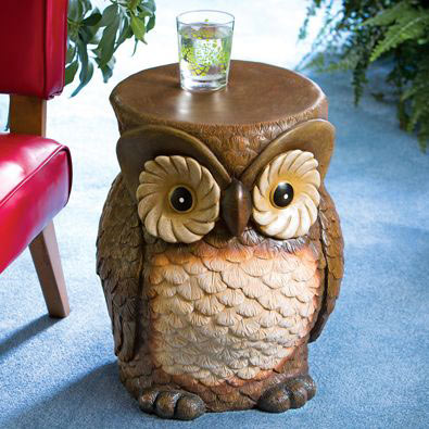 Owl Table & Stool