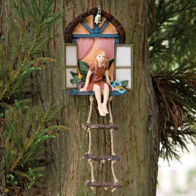 Tree Fairy Hanger