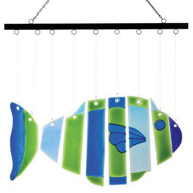 Fish Wind Chimes