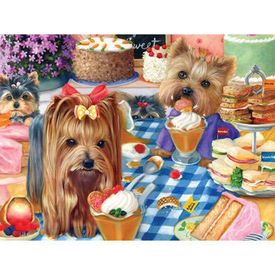 Yorkshire Pudding 300 Large Piece Jigsaw Puzzle