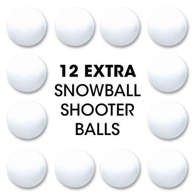 Set of 12: Extra Foam Balls