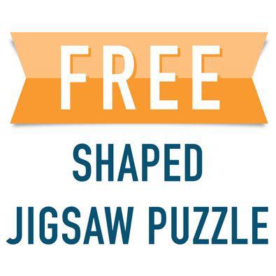 FREE Shaped Jigsaw