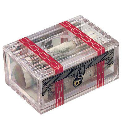 Can You Unlock The Treasure Brainteaser Box?