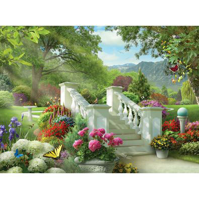 Majesty 300 Large Piece Jigsaw Puzzle