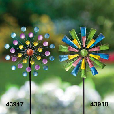 Dots Mini Wind Spinner