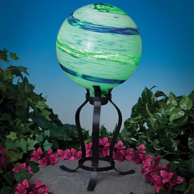 Glow In The Dark Gazing Ball
