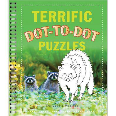 Terrific Dot to Dot Puzzles