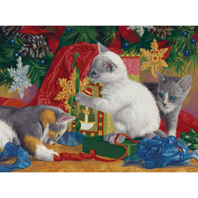 First Christmas 300 Large Piece Jigsaw Puzzle
