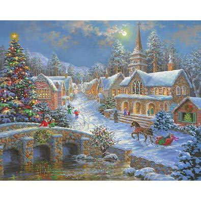 Heaven On Earth 500 Piece Giant Jigsaw Puzzle