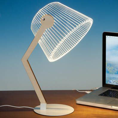 3D Illusion Desk Lamp