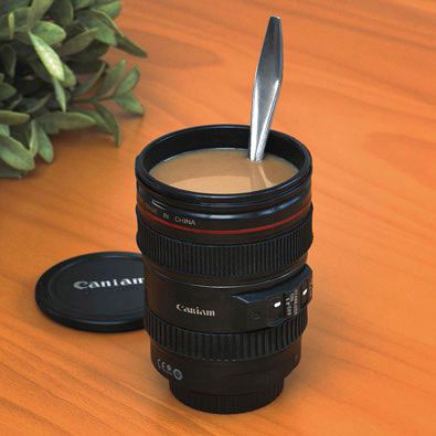 Telephoto Camera Lense Cup