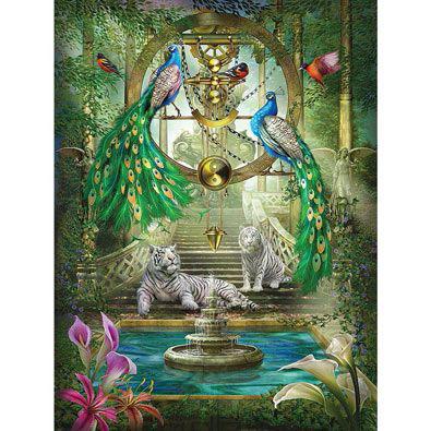 Mystic Garden 1000 Piece Holographic Jigsaw Puzzle
