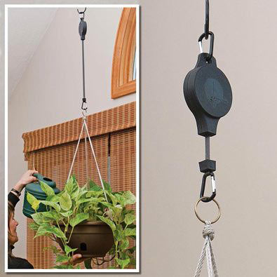 Plant Pulleys