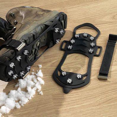 Ice Grabber Shoe Crampons - Medium