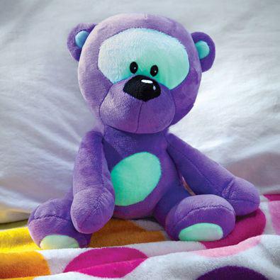 Glow-In-The-Dark Teddy Bear