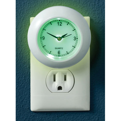 Clock Nightlight