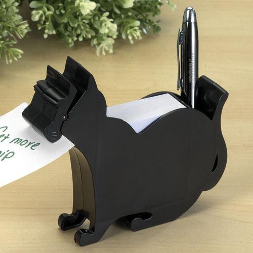 Cat Memo Holder