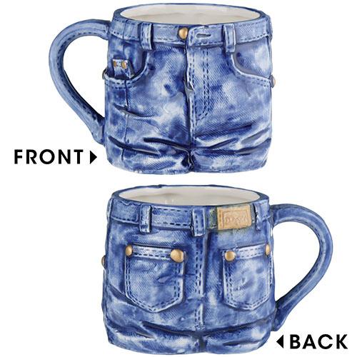 Denim Jeans Mug