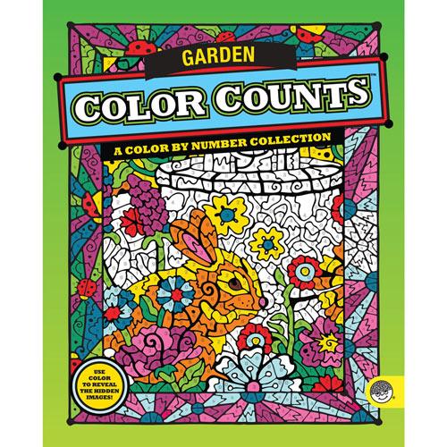 Color Counts Garden Book