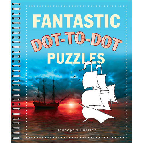 Fantastic Dot-to-Dot Puzzles