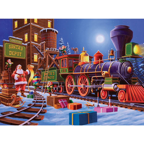 Winter Wonderland 1000 Piece Jigsaw Puzzle