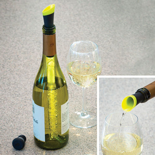 Wine Chilling Stick with Pouring Spout
