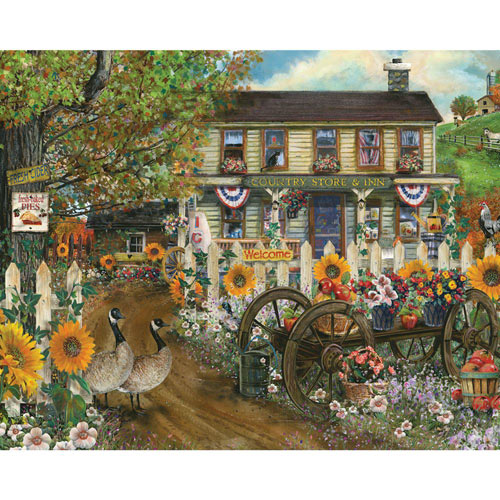 The Old Country Store 300 Large Piece Jigsaw Puzzle