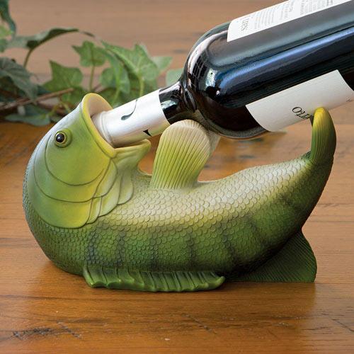 Fish Wine Bottle Holders