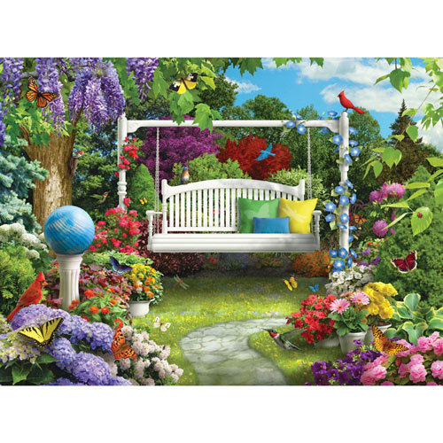 Nature Sings to Me III 1000 Piece Jigsaw Puzzle