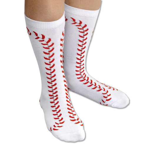 Classic Sports Socks - Baseball