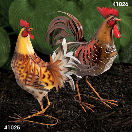 Chicken Sculpture