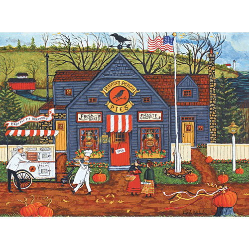 Raven's Perch Pies 1000 Piece Jigsaw Puzzle