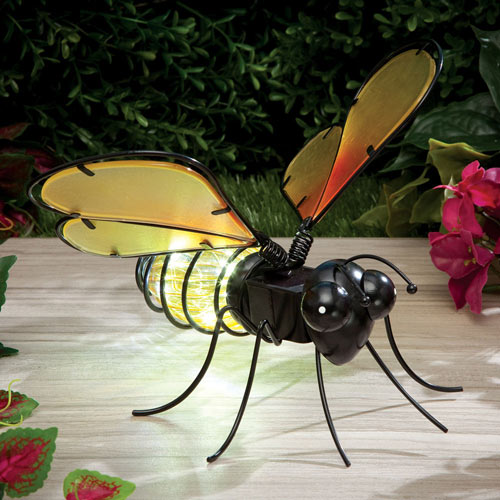 Bumblebee Solar Bulb Light