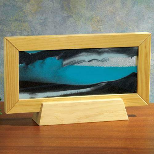 Shifting Sands Large Sandscape Desk Accessory