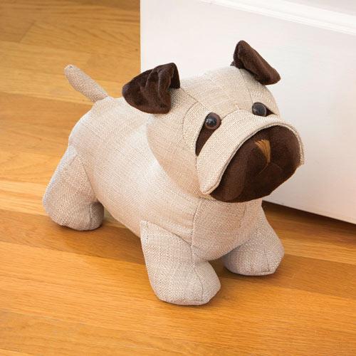 Pug Doorstop