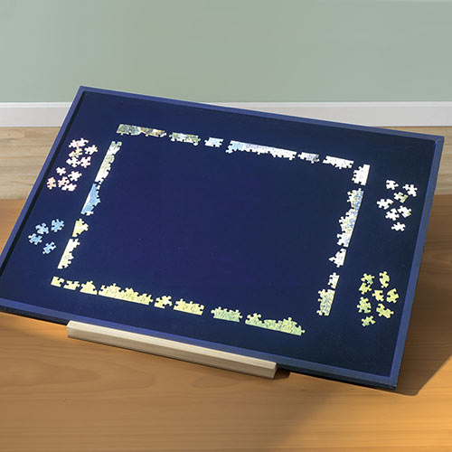 Medium Puzzle Assembly Board with Extra Space