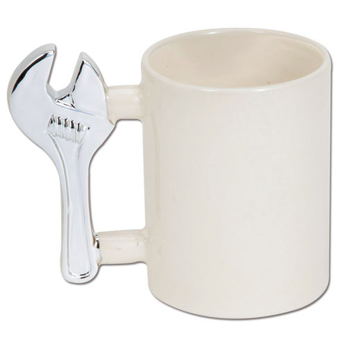 Handy Wrench Tool Mugs