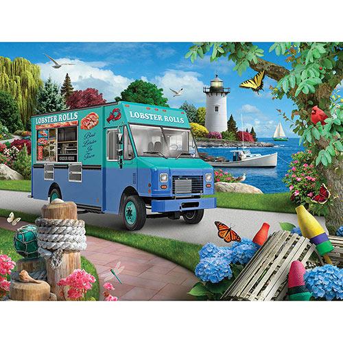 The Antique Shop 300 Large Piece Jigsaw Puzzle