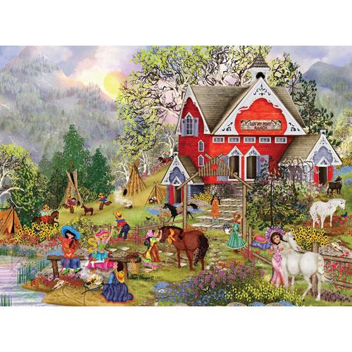 Luv My Pony 1000 Piece Jigsaw Puzzle